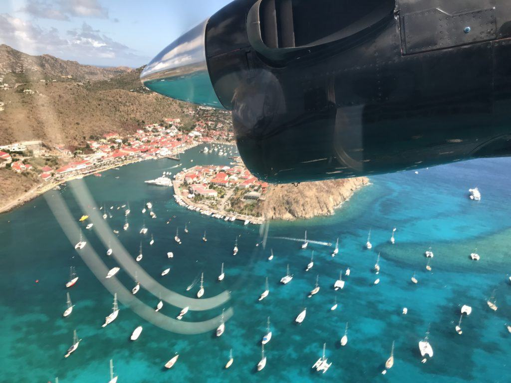 How do you get to St. Barts?