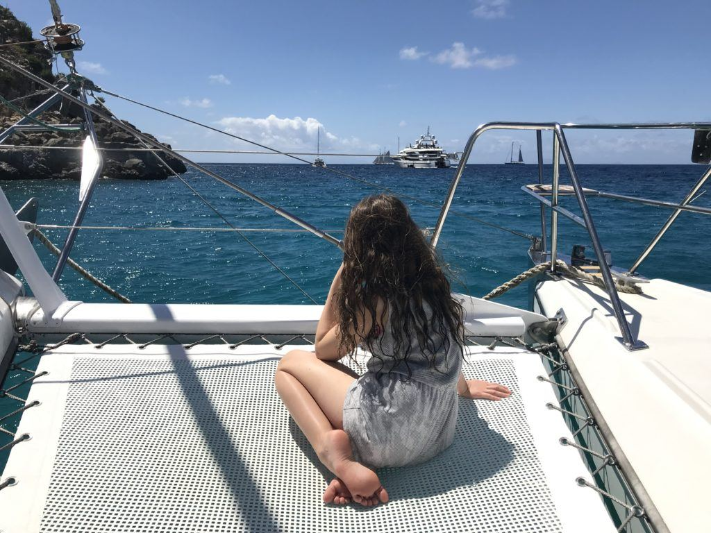 St. Barts Sailing Day Trips