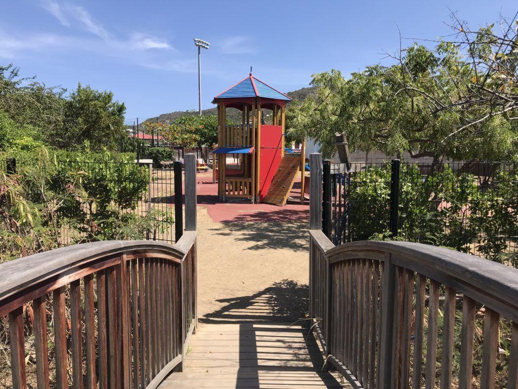 Playground on St. Barths