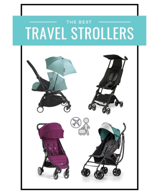 The Best Lightweight Stroller for Travel