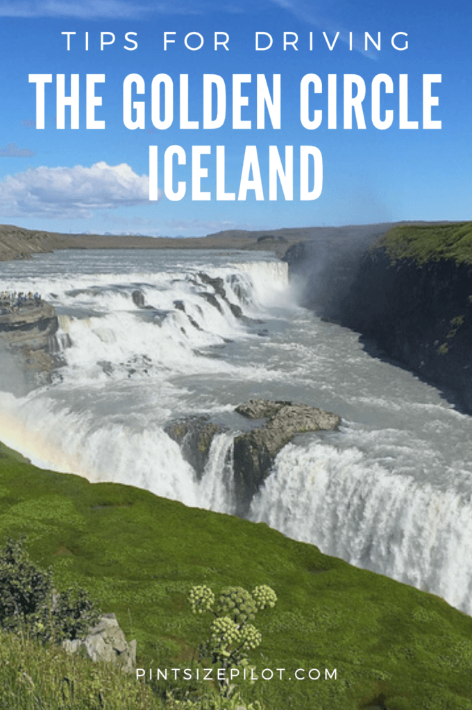 The Golden Circle Iceland Self Drive Tips