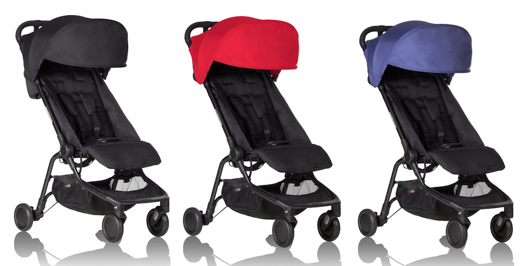 Mountain Buggy Travel Stroller