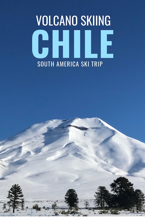 Summer Skiing Chile - Corralco Ski Resort
