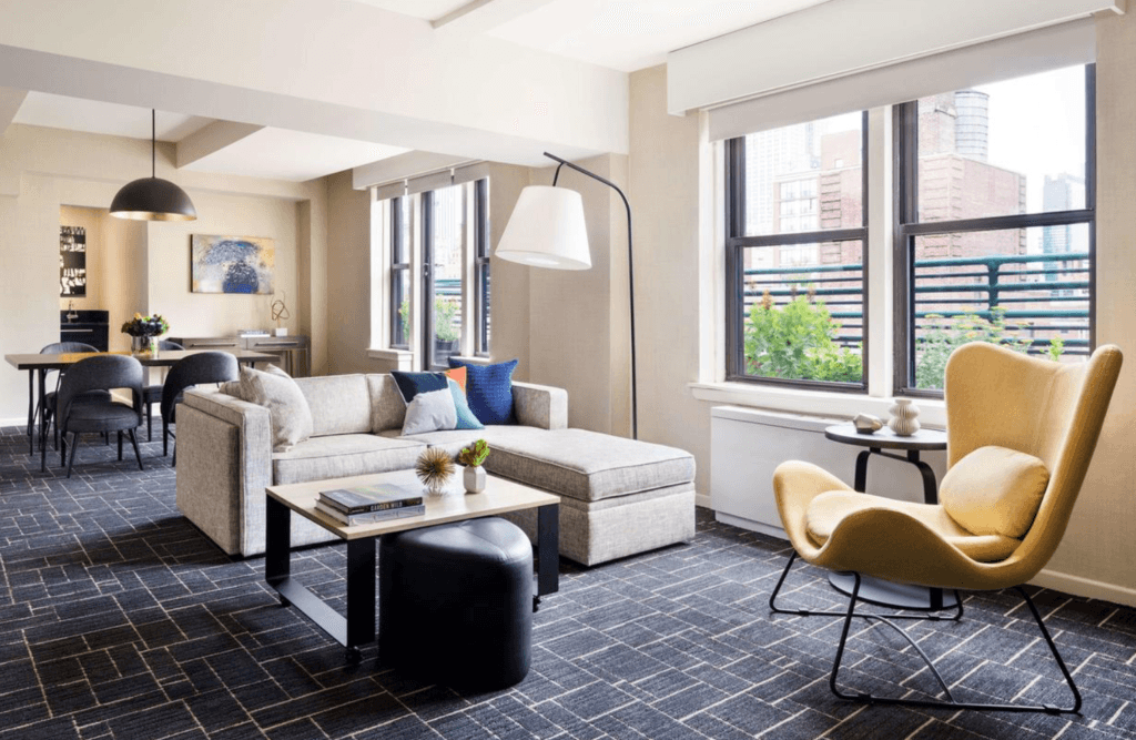 Suite Hotels in NYC for Families