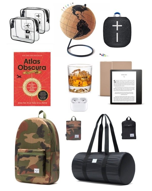 20 Unique Travel Gifts