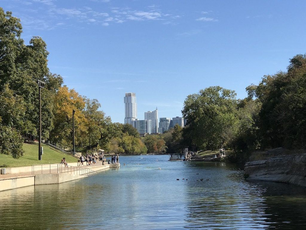 Barton Springs Pools