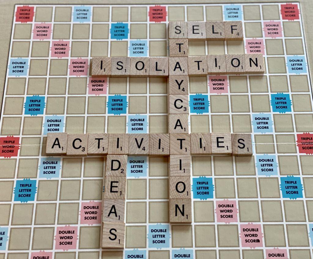 Staycation Ideas – Self Isolation Activities