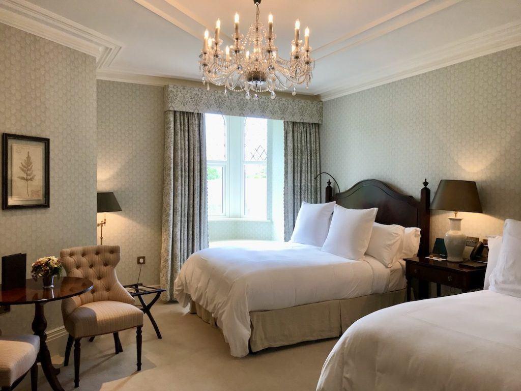 Rooms at Adare Manor