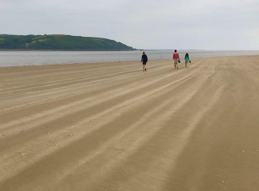 Cefn Sidan Beach, Wales