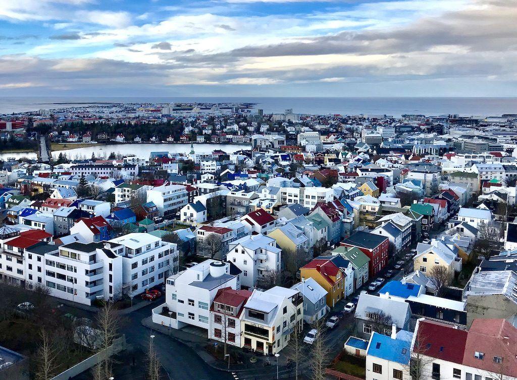 101 Reykjavik Dowtown