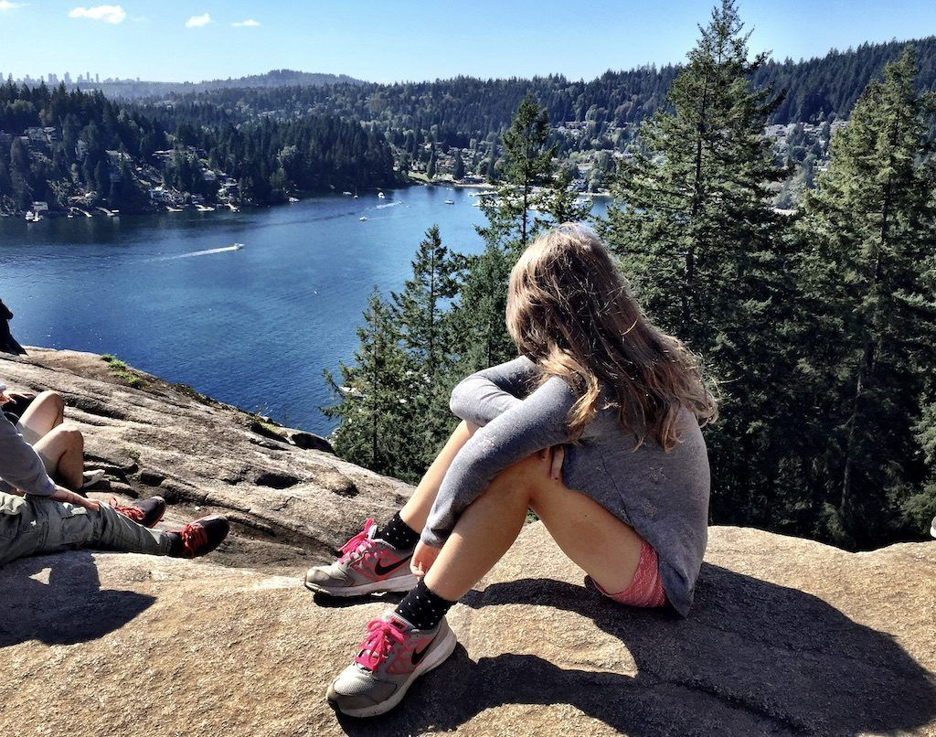 Easy Hikes Vancouver – Quarry Rock