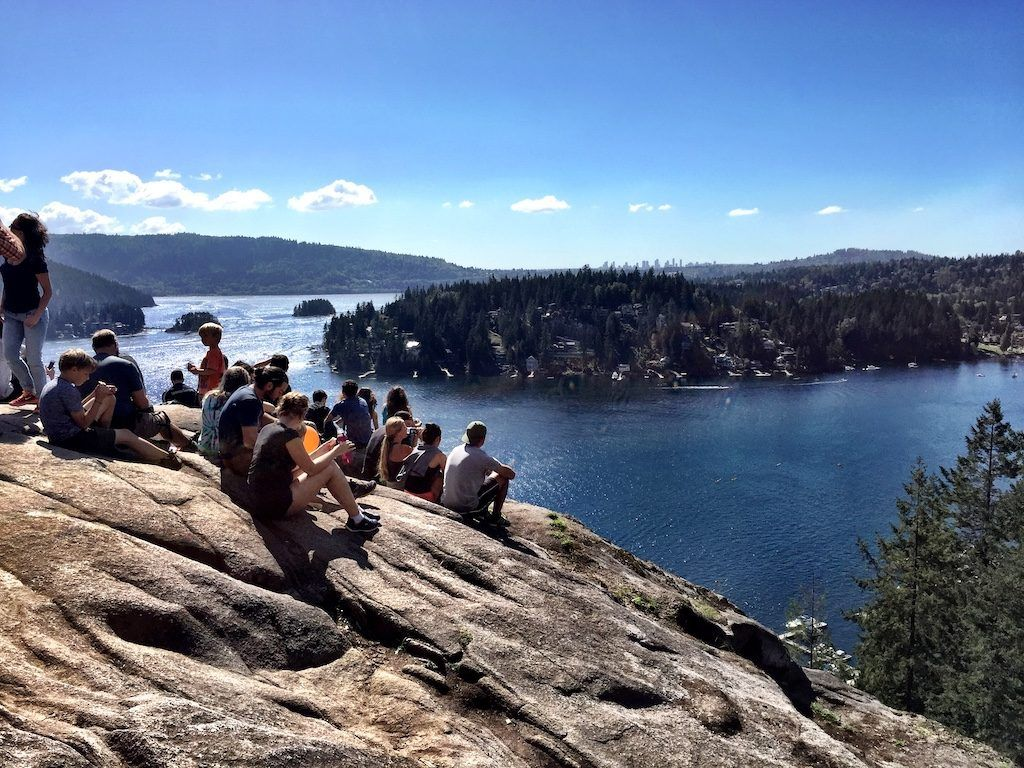 Quarry Rock Hike – Best Hikes Near Vancouver