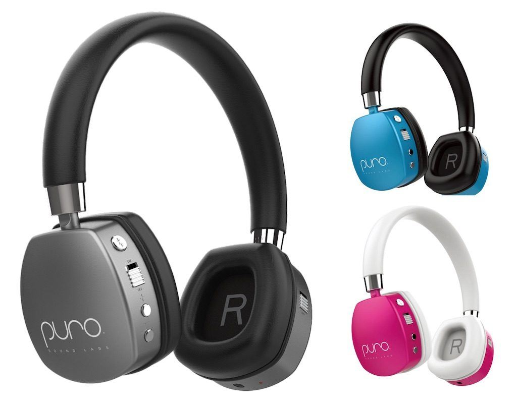 Puro Sound Labs Kids Noise Cancelling Headphones