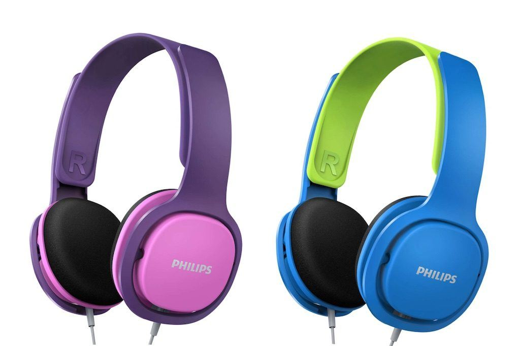 Philips Kids Noise Isolating Headphones