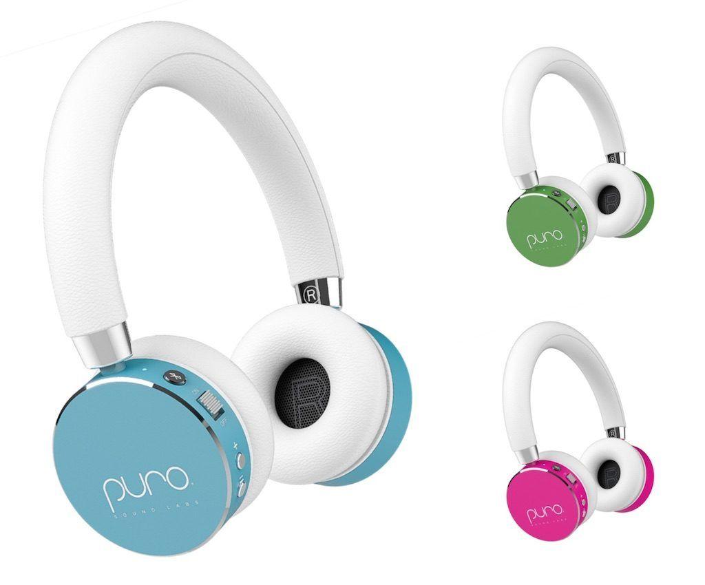 Puro Sound Labs Kids Bluetooth Headphones