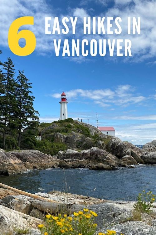 Easy Hikes in Vancouver – Easy Hikes Vancouver