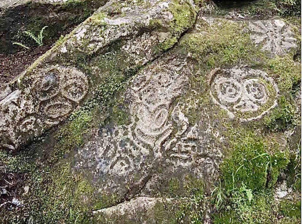 Bella Coola Petroglyphs