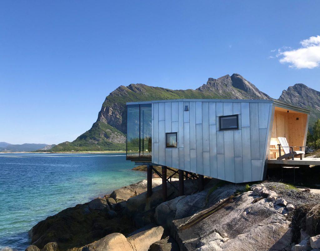 Manshausen Island Resort, Norway