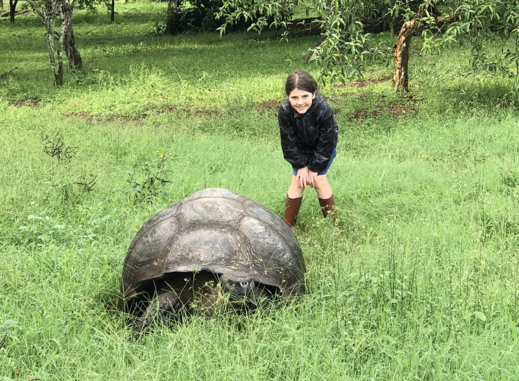 Galapagos with Kids