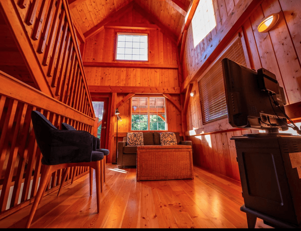 Cabins Ucluelet