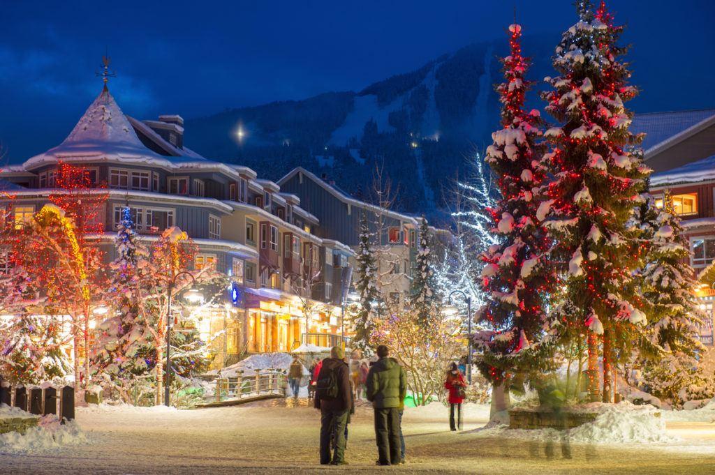 Whistler Christmas