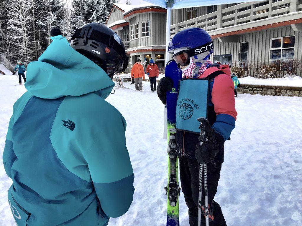Whistler Kids Ski Lessons