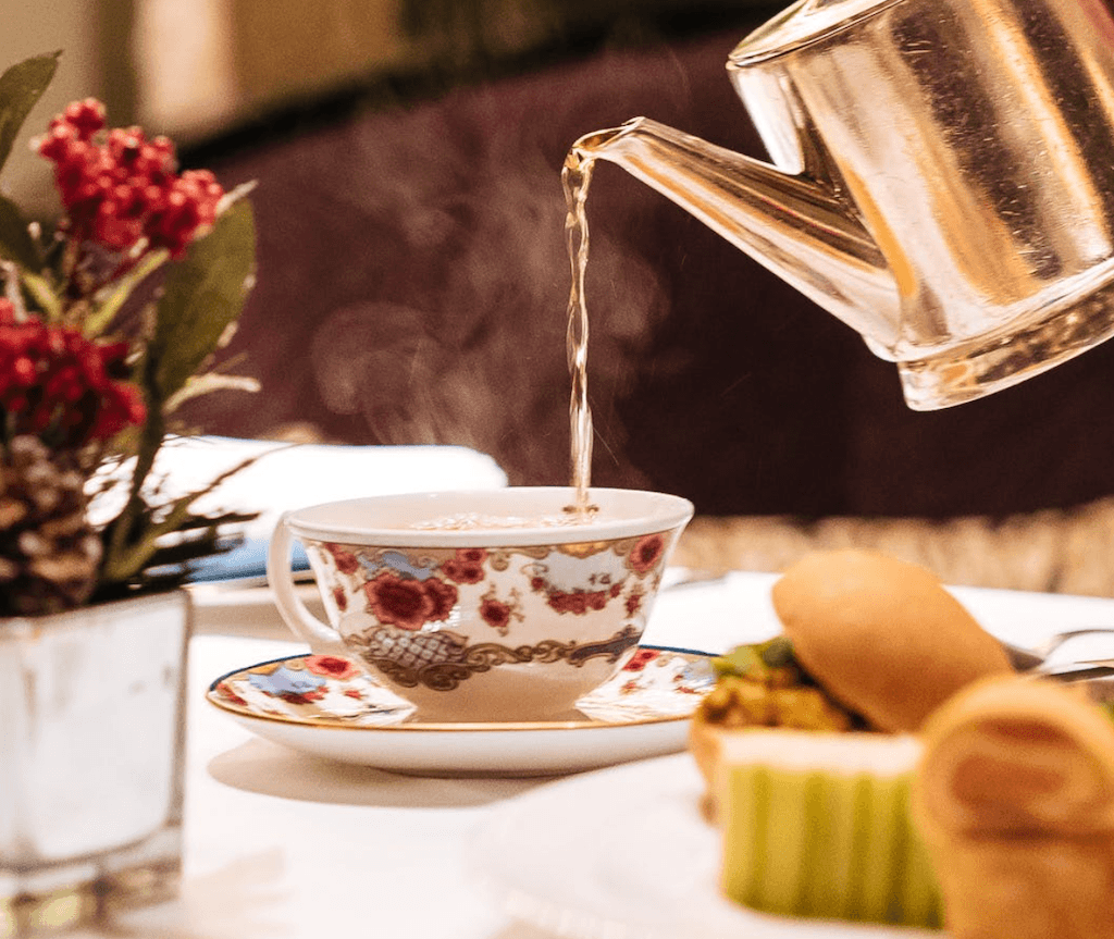 Fairmont Vancouver Afternoon Tea