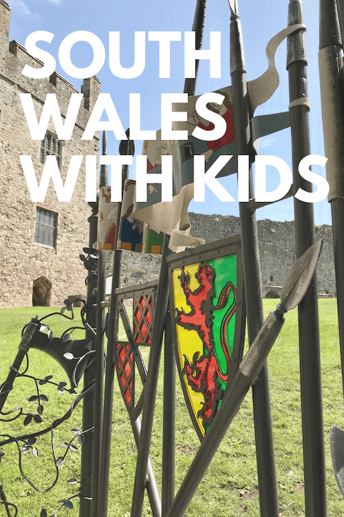 Things to do with Kids South Wales