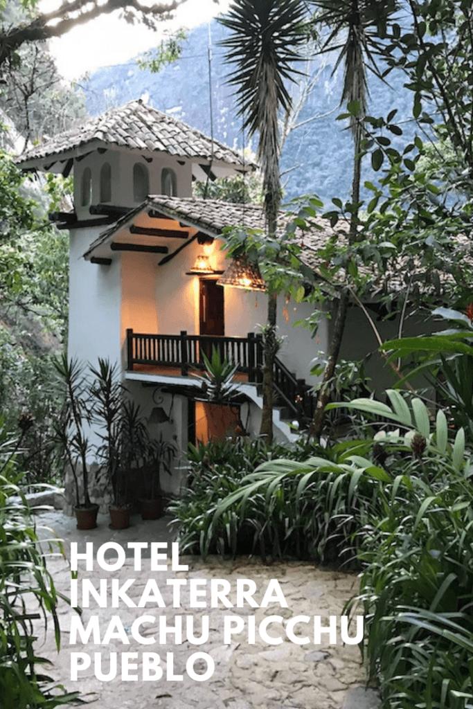 Hotel Inkaterra Machu Picchu Pueblo