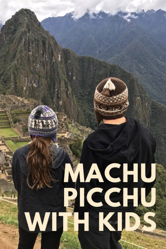 Machu Picchu with Kids - The Guide