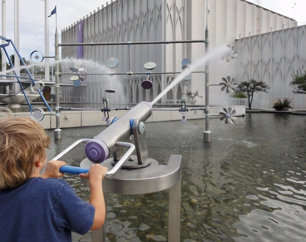 Pacific Science Center with Kids