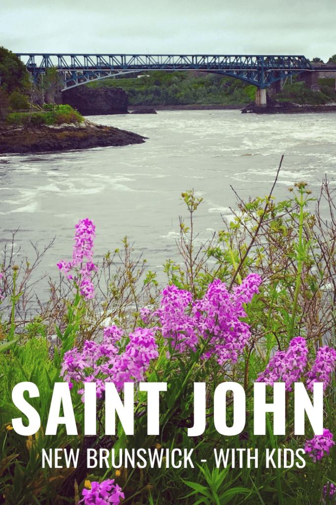 Saint John New Brunswick for Kids