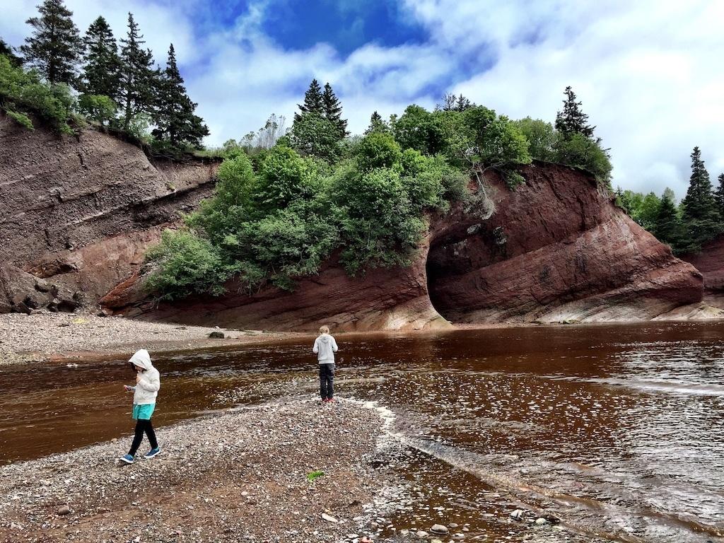 Saint John New Brunswick with kids - Day Trips