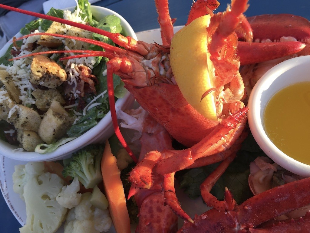 Where to eat lobster on PEI