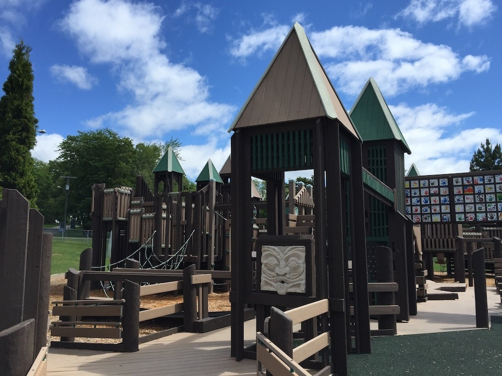 St. Andrews Creative Playground