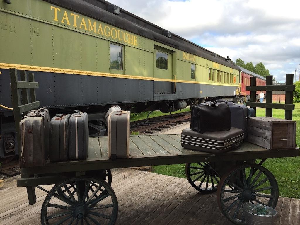 Tatamagouche Train Station