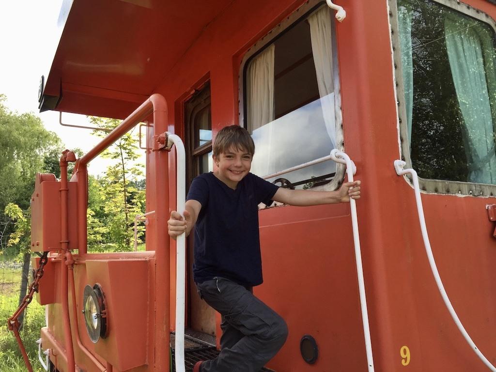 Tatamagouche Train