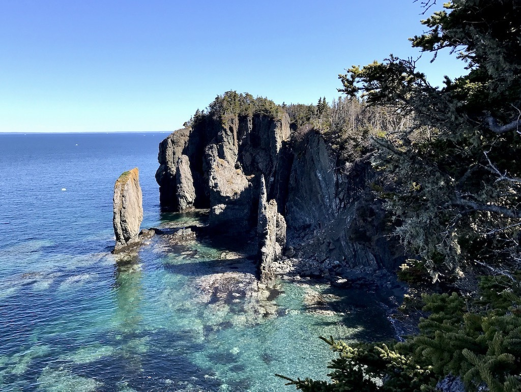 The Skerwink Trail, Newfoundland