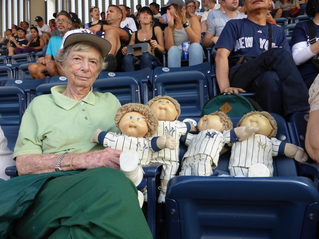 Yankees Game New York