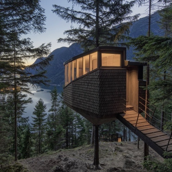 Woodnest Hotel Norway