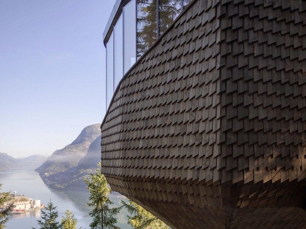 Woodnest Treehouse Hotel, Norway