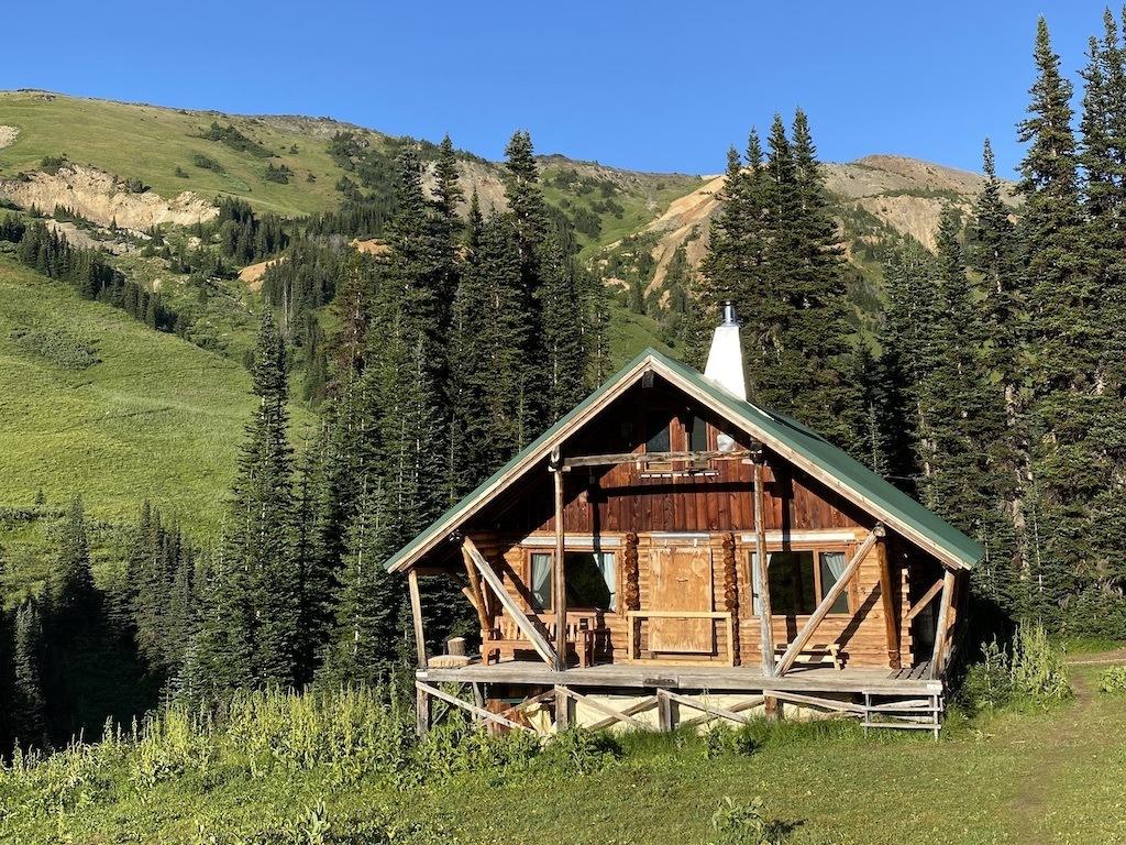 McGillivray Pass Lodge Hiking