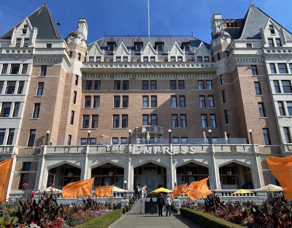 Empress Hotel – Family Hotel Victoria
