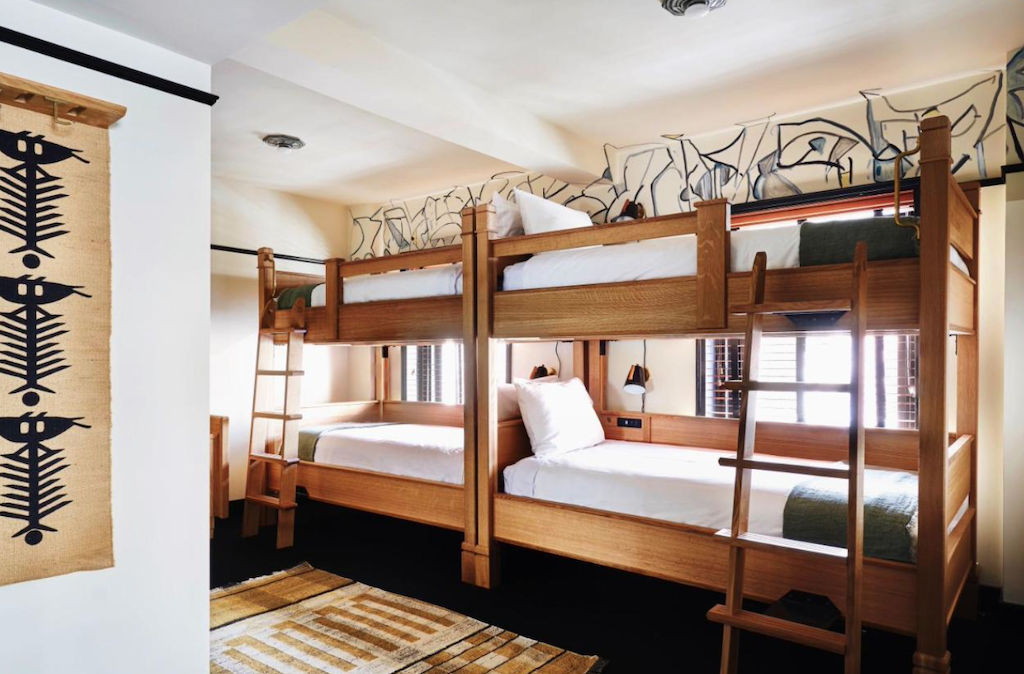 Freehand Family Suites Hotel NYC