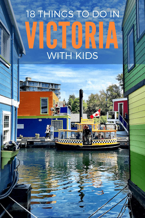 Victoria for Kids Guide